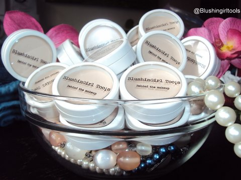 MEET OUR EYESHADOW PRIMER!!! (4/6)
